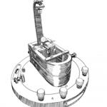 Galvanomètre de Deprez-D'Arsonval-4