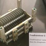 condensateur air
